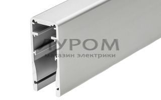 Профиль ALU-HANDRAIL-2000 FOR GLASS 17.5